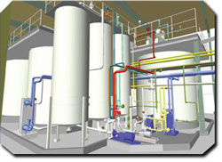image of 3D piping design