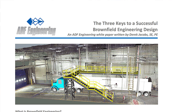 The Three Keys To A Successful Brownfield Engineering Design