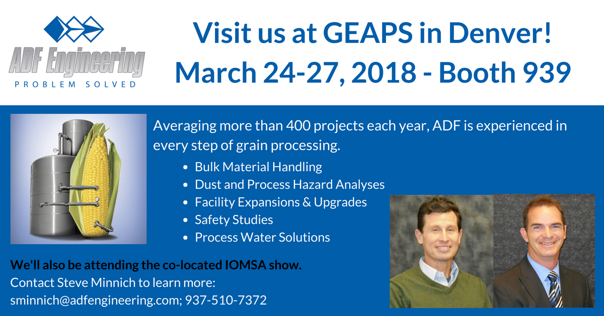 Find Us At The 2018 GEAPS And IOMSA Expos In Denver