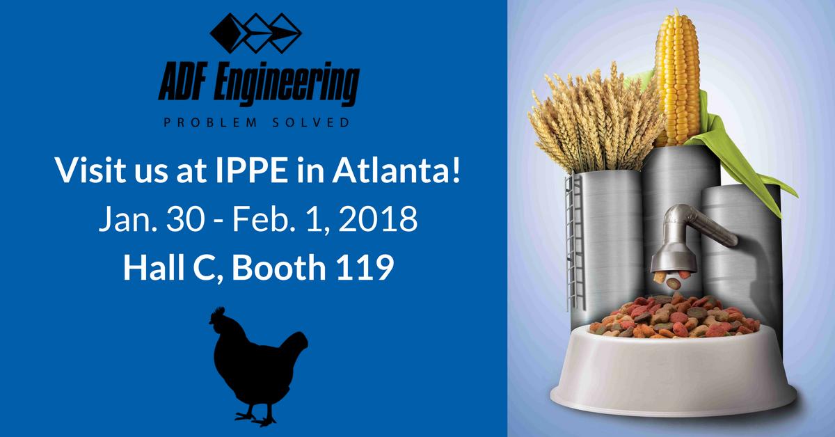 Visit Us At IPPE Atlanta!