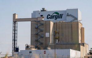 image of the new cargill animal premix plant